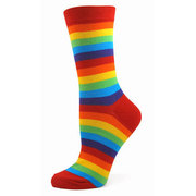 Rainbow stripe Socks