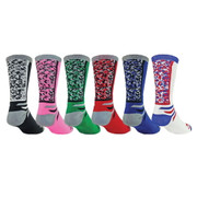 Team Camo Crew Sport Socks