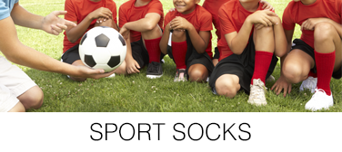 Socks for Soccer, Softball, Volleyball, Lacrosse